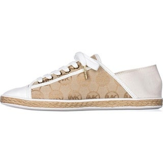 MICHAEL Michael Kors Womens Kristy Slide Leather Low Top Lace Up Fashion Snea... (3 options available)