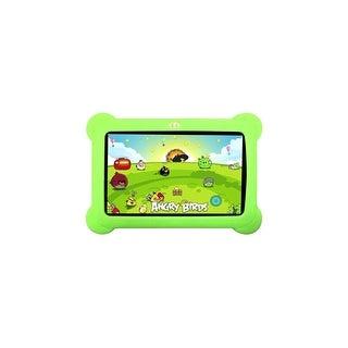 "Worryfree Gadgets Kidszeepad-Grn Zeepad 4Gb Android 4.4 Kitkat 7"" Kids Tablet, Green"