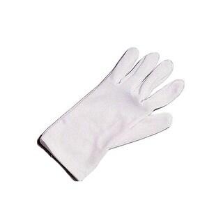 Adult White Costume Gloves