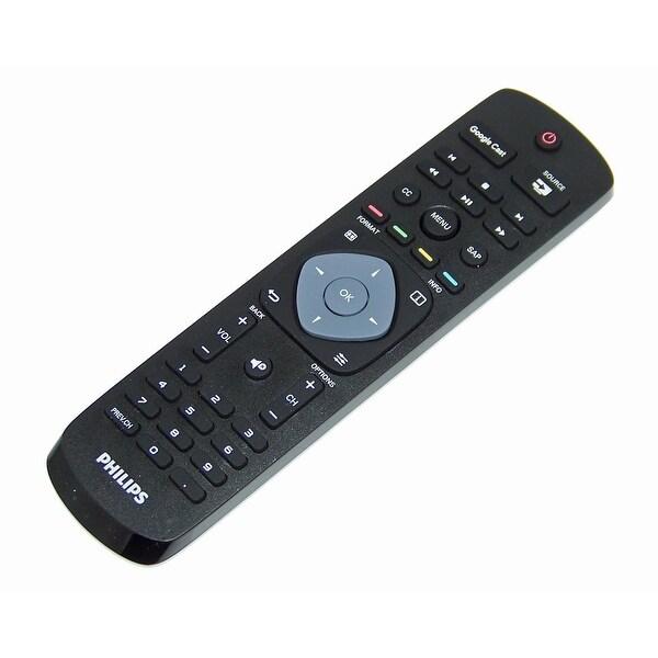 OEM Philips Remote Control Originally Shipped With 55PFL6921, 55PFL6921/F7, 65PFL6621, 65PFL6621/F7