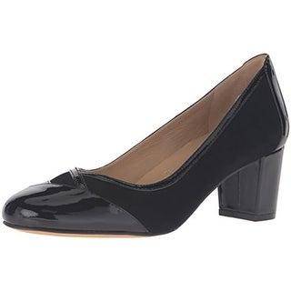 Trotters Womens Phoebe Suede Pumps