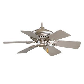 "MinkaAire Supra 32 Supra 32"" 6 Blade Ceiling Fan - Blades Included"