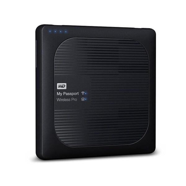 Western Digital - Storage Solutions - Wdbvpl0010bbk-Nesn