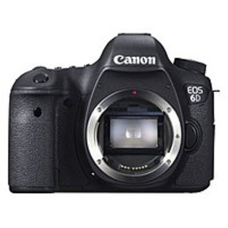 Canon EOS 8035B002 6D 20.2 Megapixels CMOS Digital SLR Camera - (Refurbished)