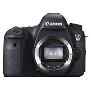 Canon EOS 8035B002 6D 20.2 Megapixels CMOS Digital SLR Camera - (Refurbished)