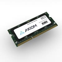 Axiom B4U39AA-AX Axiom 4GB Module - 4 GB (1 x 4 GB) - DDR3 SDRAM - 1600 MHz DDR3-1600/PC3-12800 - Non-ECC - Unbuffered - 204-pin