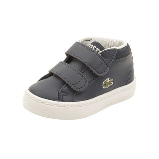 Lacoste Infant Straightset Chukka 316 Sneakers in Navy