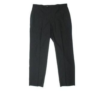 MICHAEL Michael Kors Mens Pattern Flat Front Dress Pants - 38/32