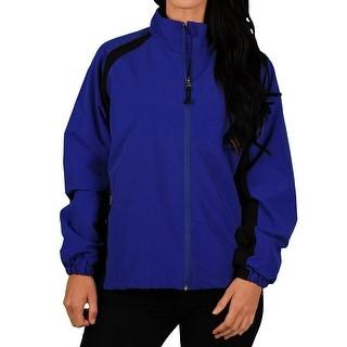 Hartwell Misses Color-Block Jacket
