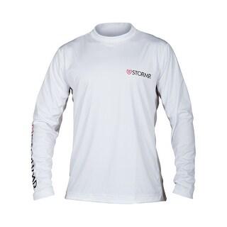 Stormr Outdoor Apparel Shirt Mens Long Sleeve T-Shirt Vented RW215M