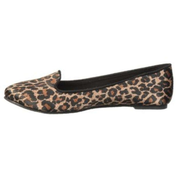 Shop Not Round Rated Womens BRIT Fabric Round Not Toe Ballet Flats - 8.5 - - 23532343 e5e0eb