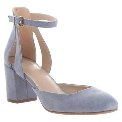 c9b18a590265 Madeline Women s Flirt Closed Toe Sandal Denim Textile