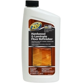 Zep ZUHFR32 Hardwood & Laminate Floor Refinisher, 32 Oz