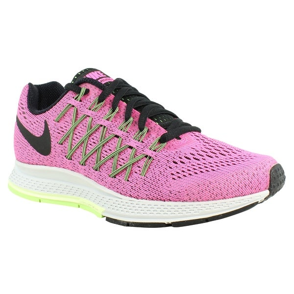 meilleure sélection b3e37 a581a Shop Nike Womens Air Zoom Pegasus 32 (W) Pink Running Shoes ...