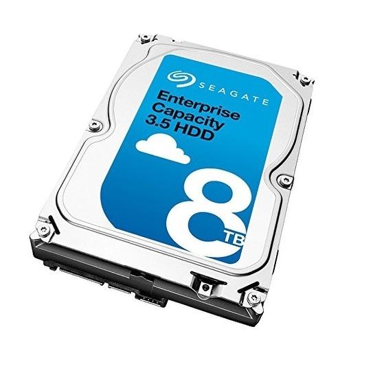 "Seagate Enterprise St8000nm0065 8 Tb 3.5"" 7200 Rpm Internal Hard Drive"