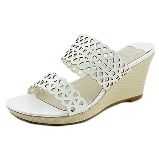 Madeline Cactus Women Open Toe Synthetic Wedge Sandal