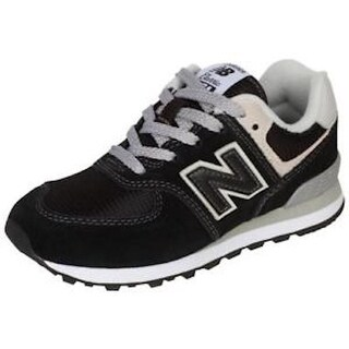 Kids New Balance Boys PC574gk Suede Low Top Lace Up Running Sneaker