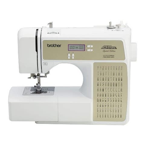 Brother Refurbished 100 Stitch Computerized Sewing Machine (Renewed)