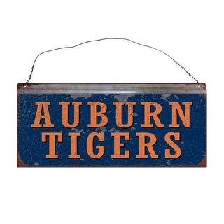 Auburn University Tigers Small Tin Sign