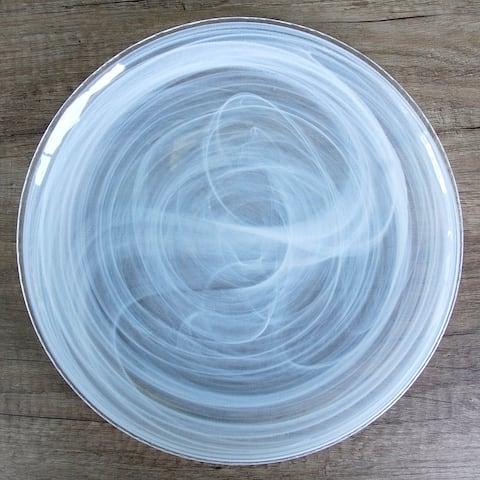"""NUAGE Ivory 11"""" Dinner Plate"""