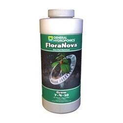 Hydrofarm GH1621 General Hydroponics Floranova Grow Fertilizer, 1 Pint