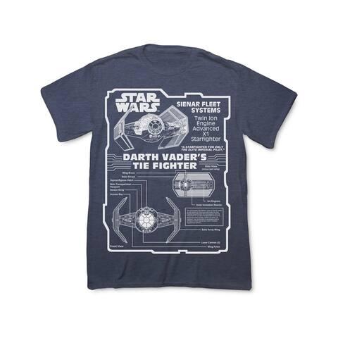 Fifth Sun Mens Advance Tie Graphic T-Shirt