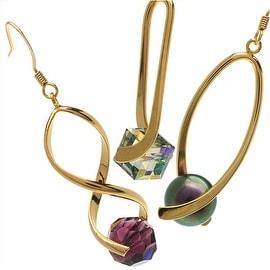 Monte Carlo Earring Trio - Exclusive Beadaholique Jewelry Kit