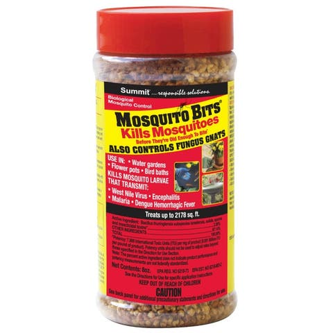 Summit 116-12 Sprinkle Mosquito Bits, 8 Oz