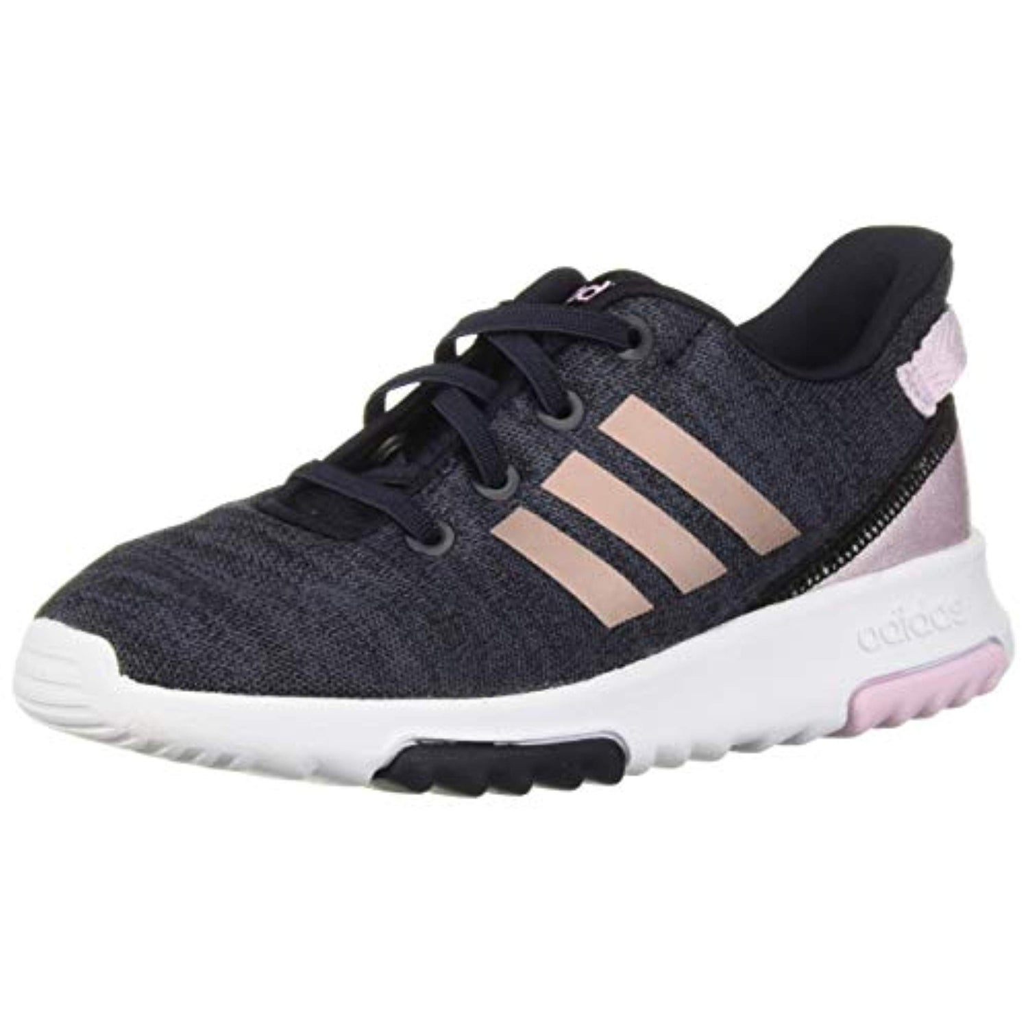 Details about Kids adidas Racer Infants Trainers Runners Elasticated Laces Lightweight New