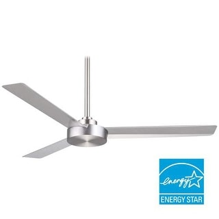 "MinkaAire Roto 52"" 3 Blade Energy Star Indoor Ceiling Fan with Wall Control System"