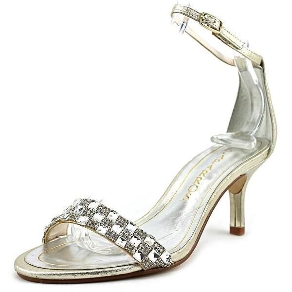 Caparros Starla Open Toe Synthetic Sandals