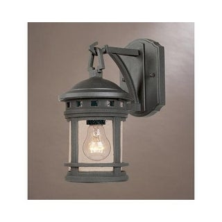"""Designers Fountain 2370-ORB 1 Light 5.5"""" Cast Aluminum Wall Lantern from the Sedona Collection - Oil Rubbed Bronze"""