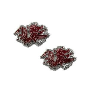 South Carolina SM Post Stud Earring NCAA Charm Set