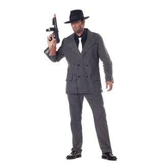 Adult Gangster Suit Halloween Costume