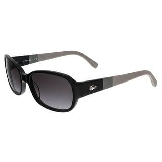 Lacoste L784/S 001 Black Rectangle sunglasses Sunglasses