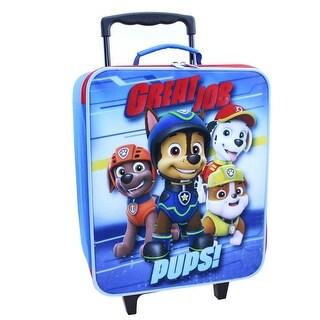 Nickelodeon Paw Patrol Pilot Case Rolling Luggage