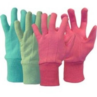 Boss 419 Children's Jersey Gloves, Assorted
