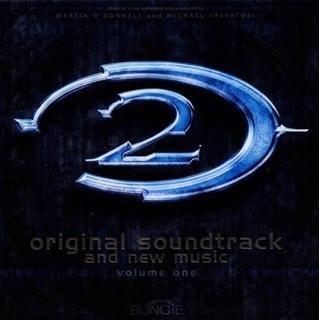 Halo 2 Original Soundtrack CD