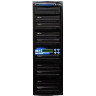 Produplicator ESDVDS24X09 1-9 CD DVD Duplicator with M-Disc Support