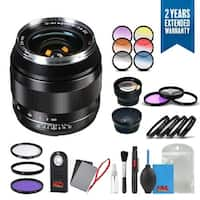 Zeiss Distagon T* 28mm f/2.0 Lens for Canon EF -1762-849 with Cleaning Accessory Kit and 2 Year Extended Warranty