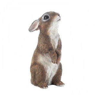 Cute Standing Bunny Statue