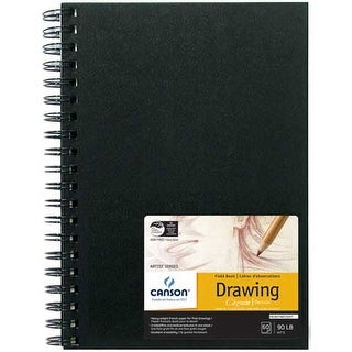 "Canson - Field Drawing Book - 9"" x 12"""