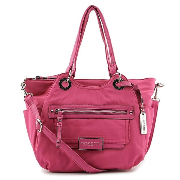 Rosetti Bloomfield Satchel Women   Synthetic Pink Satchel
