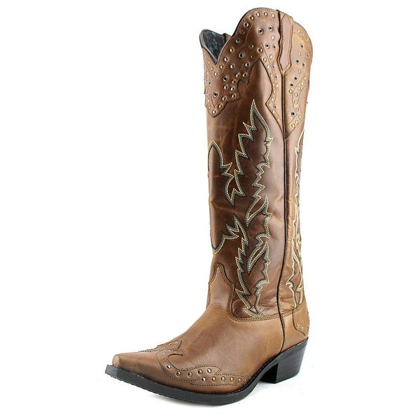 Laredo 52012   Pointed Toe Leather  Western Boot