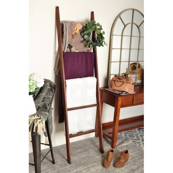 Decorative Minimal Blanket Ladder. Opens flyout.