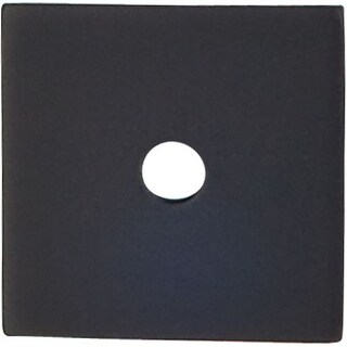Top Knobs TK94 Sanctuary Collection 1 Inch Square Cabinet Knob Back Plate