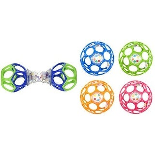 Mary Meyer Oball Shaker Rattle Oball Shaker Rattle Toy