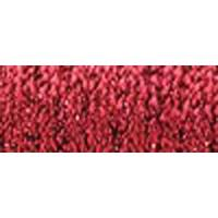Hi Lustre Red - Kreinik Very Fine Metallic Braid #4 12Yd