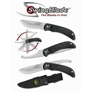 Swingblade Hunting Knife