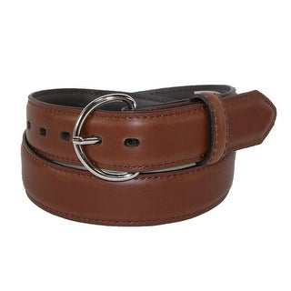 Rogers-Whitley Kids' 1 1/4 Inch Tooled Western Belt